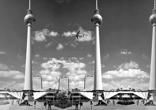 Flugzeug Berlin